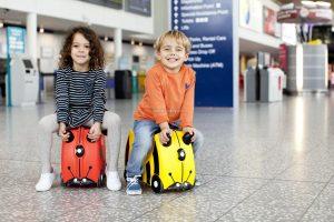 trolley per bambini
